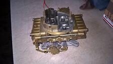Holley #1273 rebuilt carburetor 4 barrel 390 CFM tested on live running engine