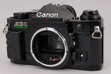 【Exc+++++】 Cannon AE-1 Program Black 35mm SLR Film Camera Body From Japan #1506