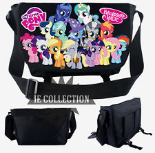 MY LITTLE PONY BORSA A TRACOLLA PERSONAGGI cosplay sac bag borsa luna celestia