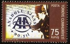 TURKEY MNH  2010 The 90th Anniversary of the Anadolu Agency
