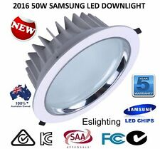 50W LED DOWNLIGHT SAMSUNG LEDS COMMERCIAL OFFICE RETAIL SHOP KITCHEN DOWN LIGHT