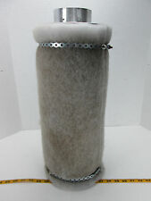 """Inline 4"""" Exhaust Duct Air Scrubber Hydroponics Oder Control Venting SKU A GS"""