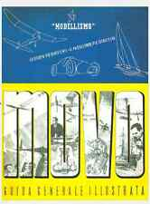 MODELLISMO AEREO Catalogo Modellismo MOVO 27 ed. 1953 - DVD
