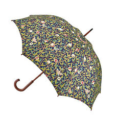 Morris & Co. by Fulton Kensington 2 Umbrella - Bird and Pomegranite