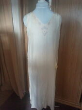 Edwardian / 1920's Silk Nightdress with pocket label ART LINGERIE made in China