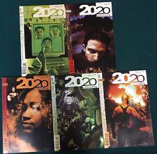 20 20 VISIONS lot of (5) #6 #9 #10 #11 #12 (1997/1998) DC Vertigo Comics FINE-