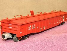 "LIONEL SCALE #6-17462 SANTA FE ""ATSF"" PS-5 GONDOLA CAR w/REMOVABLE COVERS!!"
