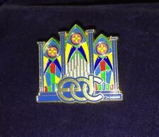 2016 Insomniac EDC Las Vegas Limited Ed 20th Anniversary Kinetic Cathedral Pin
