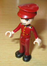 Lego Friends Figur - Nate als Hotelpage aus 41101