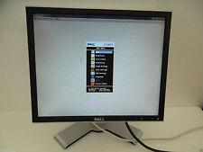 """Dell UltraSharp 19"""" TFTLCD Monitor w/4-Port USB Hub 5ms 1280x1024 DVI VGA 1908FP"""