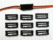 Servo Extension Safety Cable Lock Wire Lead X 10 for RC Boat Helicopter Airplane