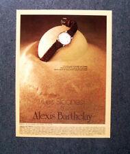 [GCG]  M625 - Advertising Pubblicità -1986- LES SLOANES D' ALEXIS BARTHELAY