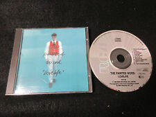 Painted Word ‎Lovelife EU CD in 1989 Alan McCusker - Thompson C86 Indie
