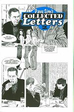 Dave Sim Collected Letters Volume 2 GN Cerebus Gary Groth New OOP NM