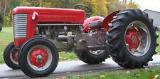 MASSEY FERGUSON 35 50 TRACTORS SERVICE REPAIR MANUALS & PARTS MF-35 MF50  MANUAL