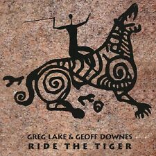 Ride The Tiger - Greg & Geoff Downes Lake (2015, CD NEUF)