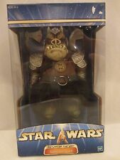 Star Wars  Return of the Jedi  Gamorrean Guard 12in. NIB  (716DJ37) 32502