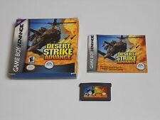 Desert Strike Advance für Nintendo GameBoy Advance / GBA in OVP