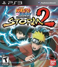 Naruto Shippuden: Ultimate Ninja Storm 2 - Playstation 3 Game