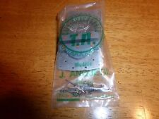 "Vintage Nos ""TA""  #39  Pista Shoe Cleats"