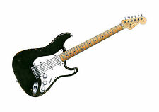 Eric Clapton's Fender Stratocaster 'Blackie' POSTER PRINT A1 Size