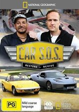 National Geographic: Car S.O.S.  - DVD - NEW Region 4