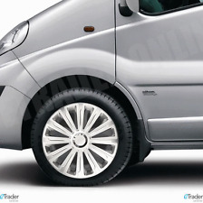 "16"" Vauxhall Vivaro Sportive Wheel Trims Hubcaps Wheel Trim Set of 4 Covers"