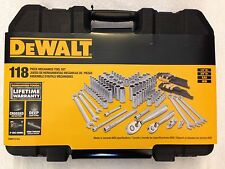 New DeWalt DWMT75000 200 Piece Mechanics Tool Set Sockets Wrenches Screwdriver