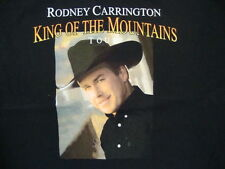 Rodney Carrington King Of The Mountains Concert Tour Music Print T Shirt XL