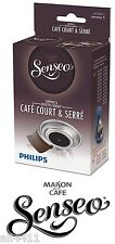 Philips HD7003/11 SENSEO Porte UNE Dosette Marron Ristretto support Cafe court