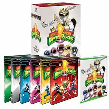 Mighty Morphin Power Rangers: The Complete DVD Series 1, 2, 3 Seasons 1-3 New