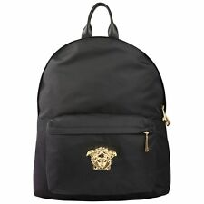 NEW AUTHENTIC VERSACE PALAZZO MEDUSA BACKPACK BAG