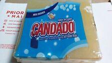 5 JABON DE CUABA CANDADO SOAP LAVA ROPA QUITA EL SUCIO Y RINDE MAS FREE SHIP