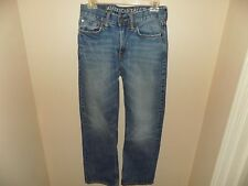 Men's American Eagle Low Rise Boot Cut Jeans Size 28 x 30 AE