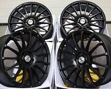 """17"""" B Rapide LLANTAS DE ALEACIÓN AJUSTE 5X100 Audi VW Seat Skoda Volkswagen Toyota Crysler"""