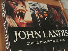 JOHN LANDIS Biography BOOK Guilia Vallan NEW Blues Brothers FILM Michael Jackson