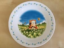 Nippon Animation Limited Collection Original Porcelain Salad Plate RASCAL