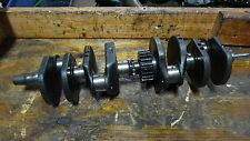 1976 HONDA CB750A CB 750 HONDAMATIC HM693 ENGINE MOTOR CRANKSHAFT CRANK SHAFT