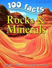 100 Facts on Rocks and Minerals Sean Callery Very Good Book