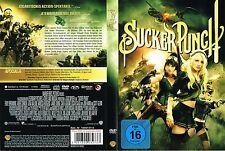 (DVD) Sucker Punch - Emily Browning, Abbie Cornish, Jena Malone