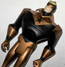 Justice League Unlimited Booster Gold Black Suit Action Figure - JLU Mattel