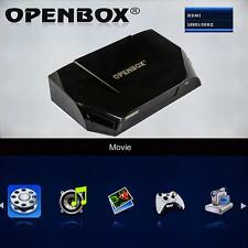 Openbox V9s Satellite Receiver + 12 months gift 100% 30 Days Money Back Guarante