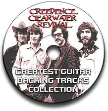 CREEDENCE CLEARWATER REVIVAL STYLE ROCK GUITAR AUDIO PLAYBACK TITEL CD LIBRARY