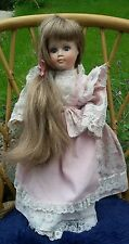 Vintage Alberon Collection porcelain doll 17 ""