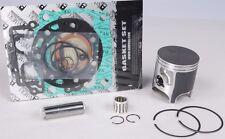 1998 Suzuki RM250 Namura Top End Rebuild Piston Kit Rings Gaskets Bearing '98 B