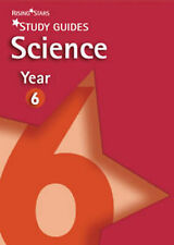 Rising Stars Study Guides Science Year 6 by Rising Stars UK Ltd (Paperback,...
