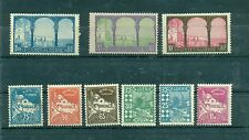 PAESAGGI - LANDSCAPE ALGERIA (French Colony) 1927/1929 Common Stamps