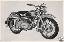 ADLER M 250 S * orig. Sammelbild * 1952 *