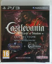 Castlevania Lords of Shadow. Collection. Ps3. Fisico. Pal Es
