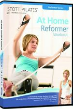 Stott Pilates: At Home Reformer Workout (2007, DVD NEUF) Mer400